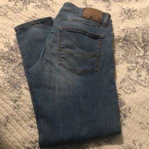 AE vintage slim taper jeans